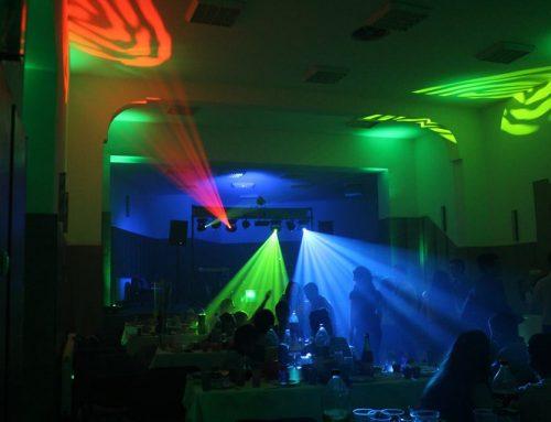 Echipamente sonorizari si lumini