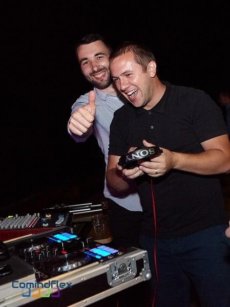DJ si muzica live