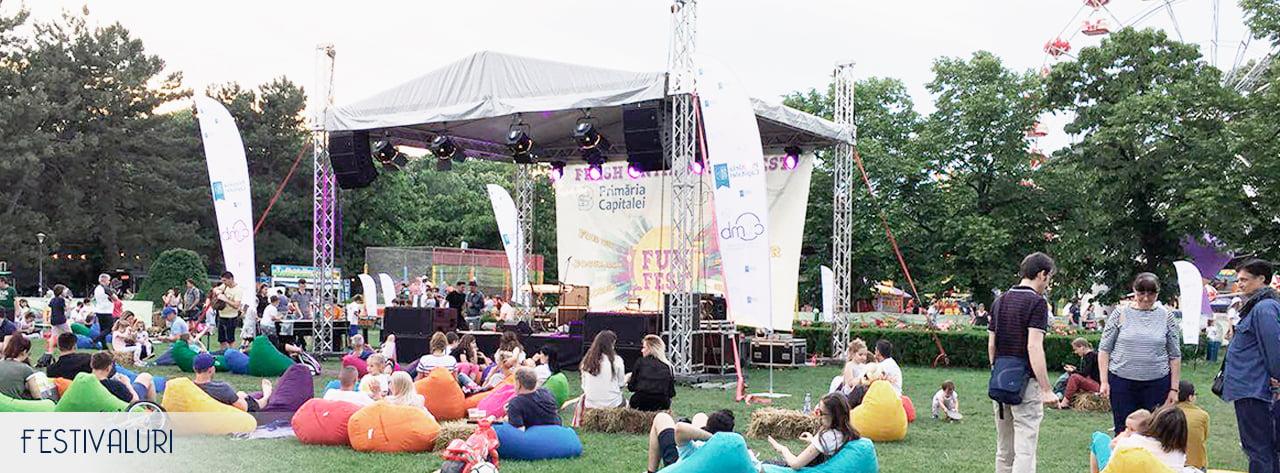 Sonorizari Festivaluri